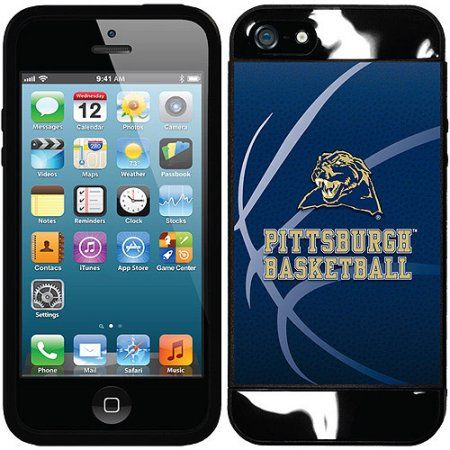 University of Pittsburgh Basketball Design on Apple iPhone 5SE/5s/5 New Guardian Case by Coveroo