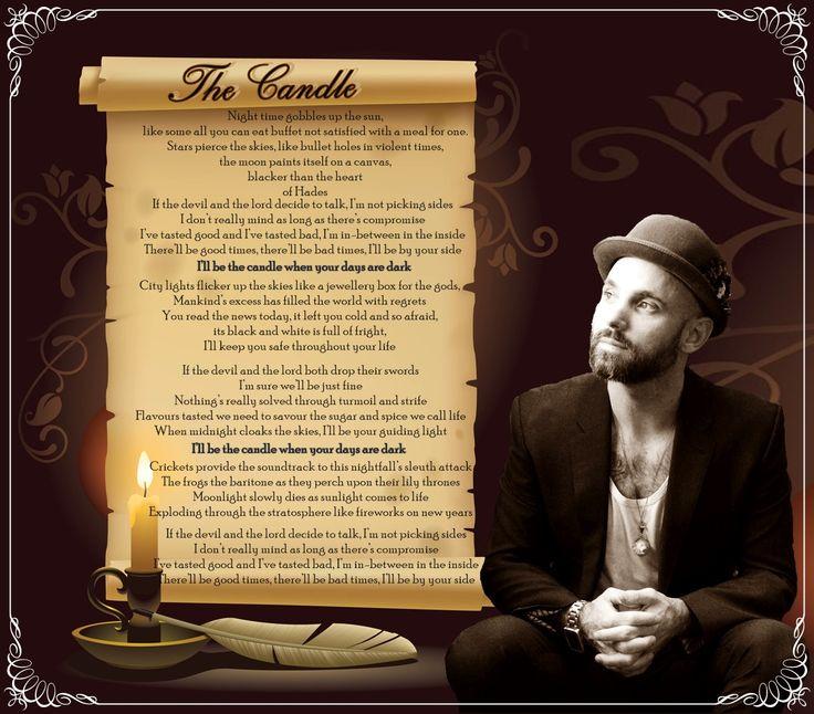 The candle lyrics