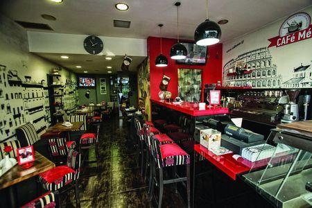 Nέο κατάστημα για την αλυσίδα Café Mé, τη νέα πρόταση στο χώρο του καφέ και των σφολιατοειδών με συνταγή ετών στον καφέ και ειδικότερα στα δημοφιλή freddo ροφήματα.