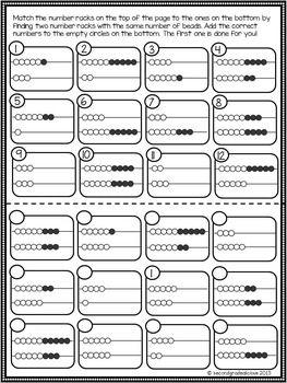 Rekenrek Activities | Bridges math, Second grade math ...