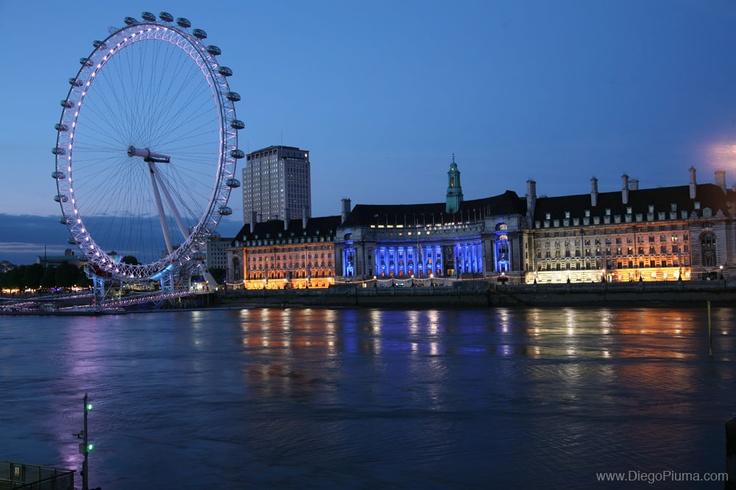 London  By Diego Piuma