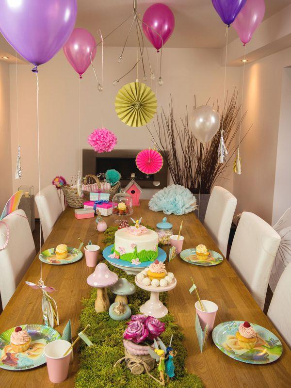 so könnte Eure Geschichte bei dem Tinkerbell Geburtstag anfangen. Wir bringen…