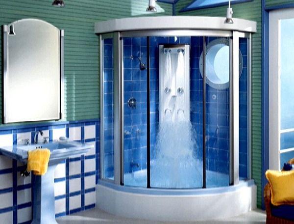Tub Shower Combo « Corner Shower Units