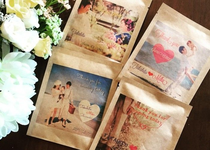 世界にひとつだけ♩『四国珈琲』のオリジナルドリップバッグコーヒがプチギフトに最適*のトップ画像