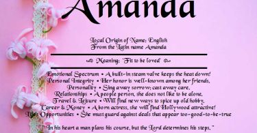 Mothers Day Names