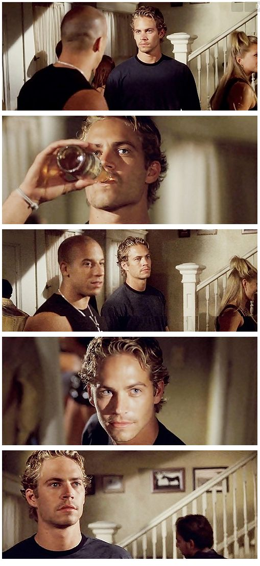 Paul Walker | The Fast & The Furious