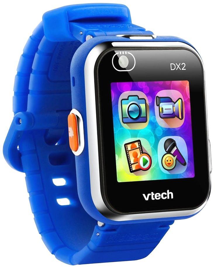 VTech Kidizoom Smartwatch DX2, Blue  https://couponash.com/deal/vtech-kidizoom-smartwatch-dx2-blue/170687
