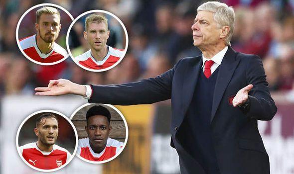 Arsenal injury news: Seven star players in the Emirates treatment room   via Arsenal FC - Latest news gossip and videos http://ift.tt/2cSDuU5  Arsenal FC - Latest news gossip and videos IFTTT