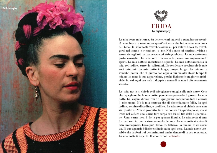 FRIDA_LOVE IS NOT A POINT OF VIEW  FBPHILOSOPHY  ©February 2013