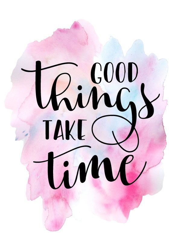 Good Things Take Time Quote By Andy Mako Brush Lettering Quotes Hand Lettering Quotes Inspirational Quotes Wallpapers