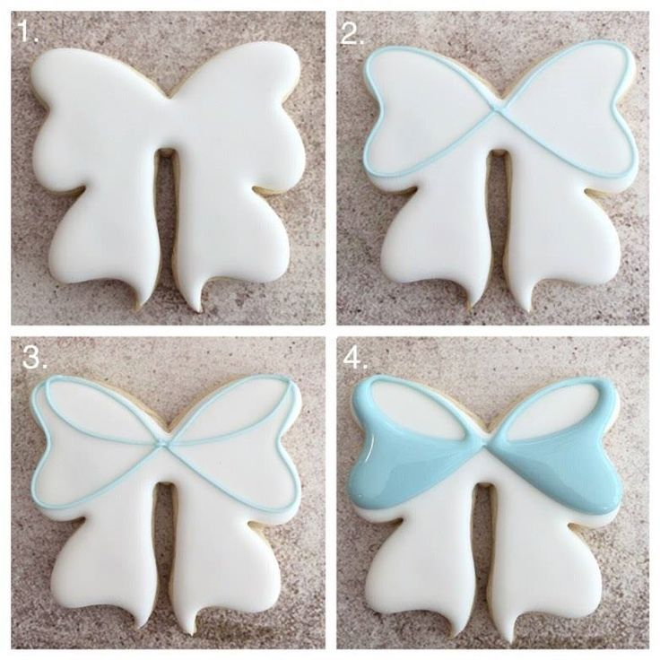 Learn how to make the most PERFECT bow sugar cookies ever with Delorse from Sword's Sugars!!