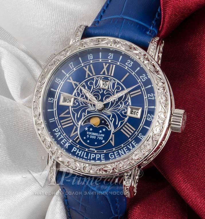 "Реплики часов Patek Philippe - Часы ""Sky Moon Tourbillon 6002"" от Patek Philippe модель № 193.85"