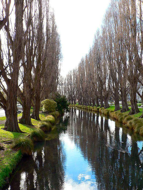 Christchurch | The Wonders of New Zealand http://www.augustuscollection.com/wonders-new-zealand/