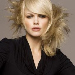Round faces modern hairstyles | News | Mode | India | 2015.