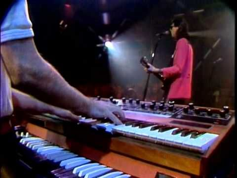 THE CARS Dangerous Type (Live Midnight Special) - YouTube