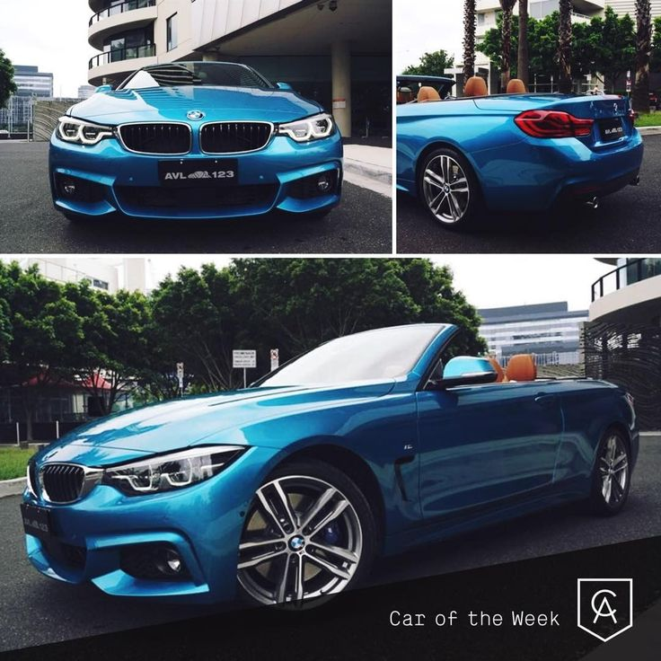 Check out this near new 2017 #BMW 440I F33 we had in this week for a roadworthy certificate. Featuring M Sports package and breaks 8 speed sports automatic transmission heated seats and neck warmer - this 2 door coupe is our #CaroftheWeek.