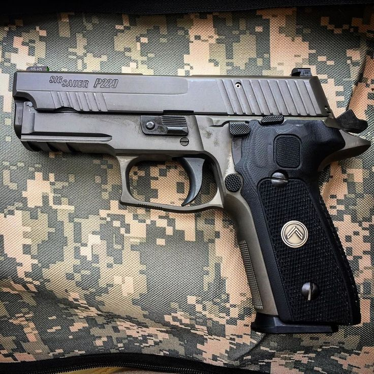 Sig Sauer P229 Legion probably one of the nicest Sig pistols I have held. This…
