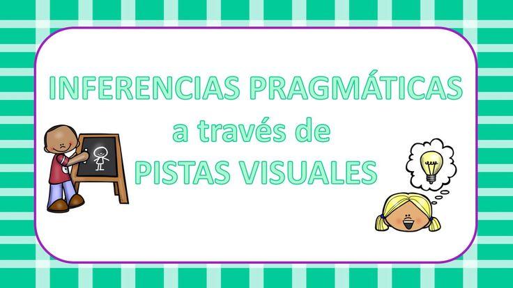 #TEA Trabajamos las inferencias pragmáticas a través de pistas visuales -Orientacion Andujar