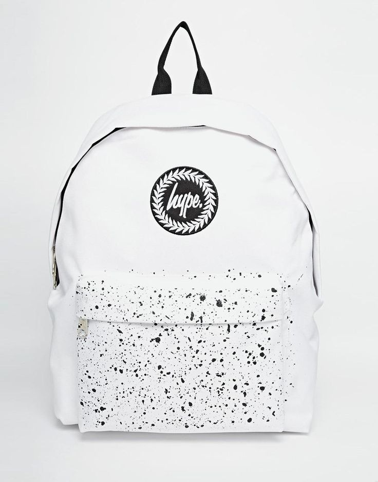 Hype | Hype Backpack with Speckle Pocket at ASOS