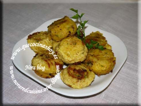 Maakuda ( croquetas de patatas al estilo marroquí )