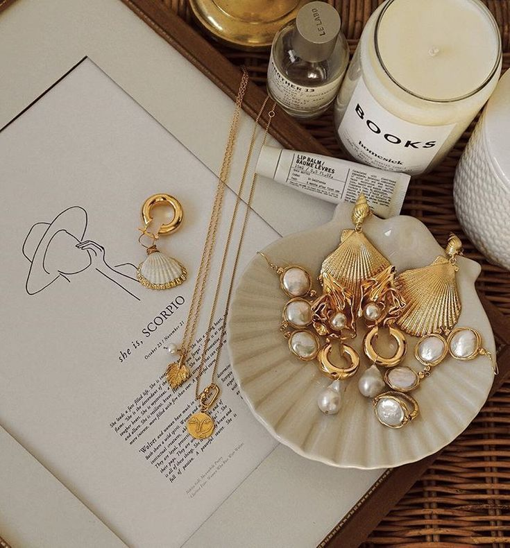 Jewelry Accessories – Vintage Outfit-Tipps