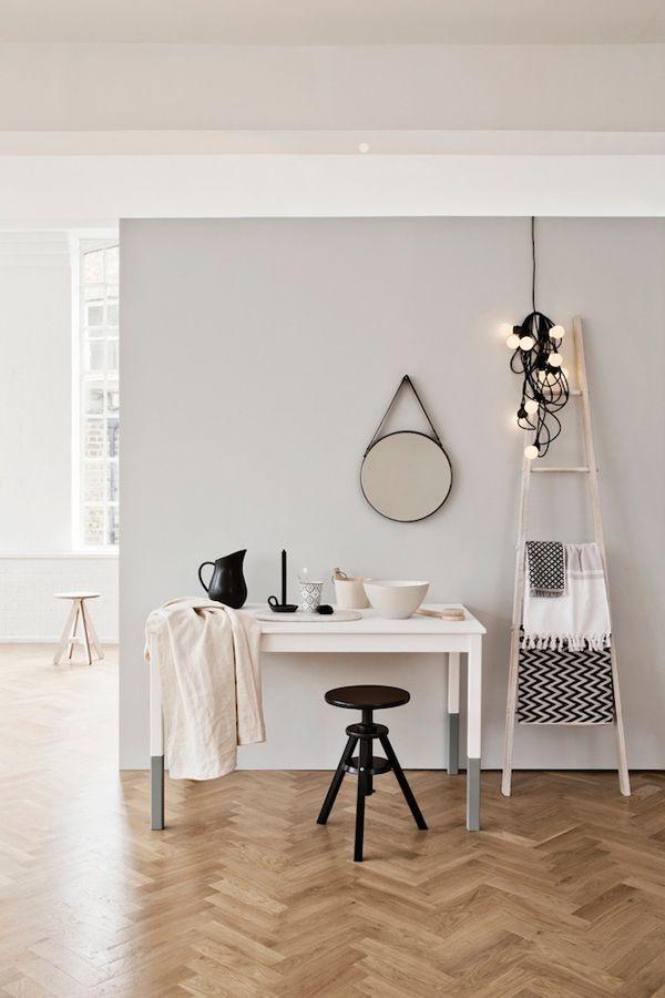 Inspiration: Herringbone & Chevron Wooden Floors
