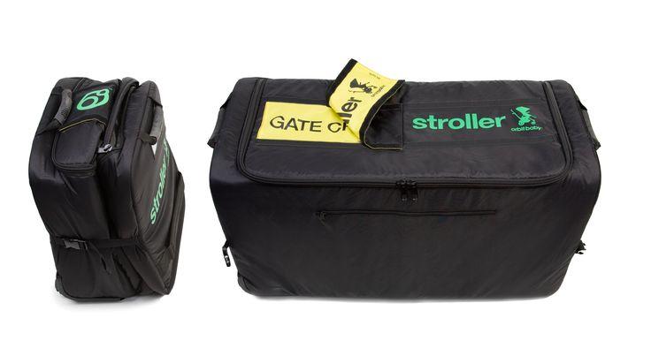 Orbit Baby Stroller Travel Bag, Black