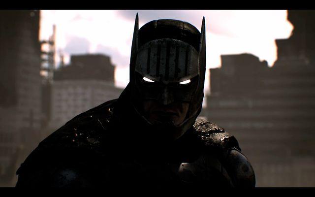 DC Universe Online by Shaun Escayg. Shaun Escayg- Animation Supervisor @ Blur Studios