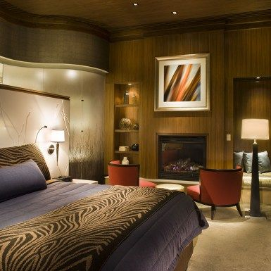 CREEK TOWER |  luxurious hotel, boutique hotel, bedroom, USA  | #bedroomdecor#homedecor#modern #USA| More : http://www.brabbucontract.com/projects/brabbu-hotel