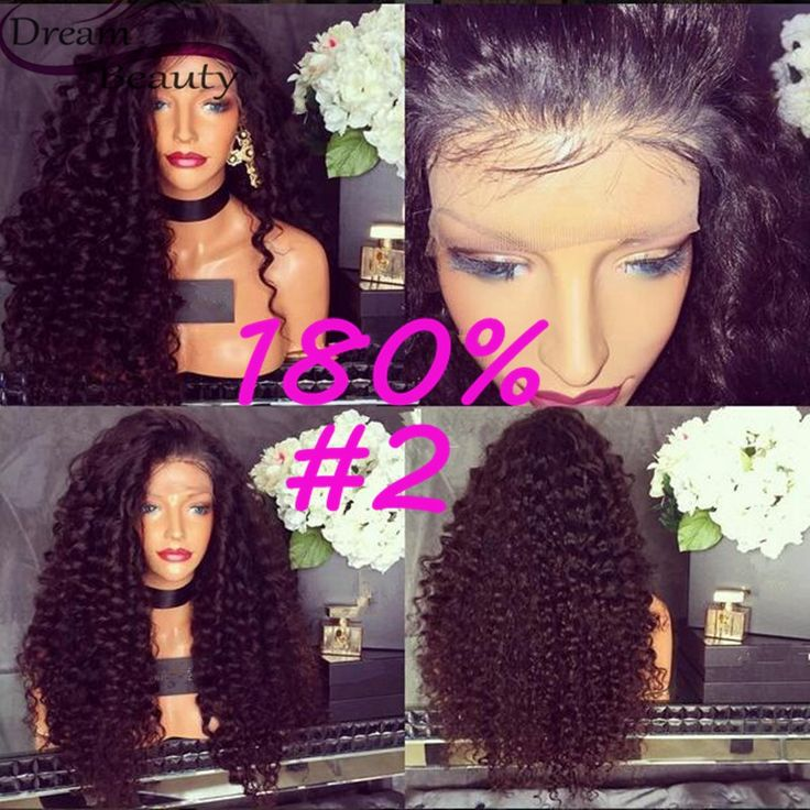 180% Full Density Glueless Wig Virgin Brazilian Human Hair wigs Full Lace Wig In Natural Baby Hair Hairline Lace Front Wig
