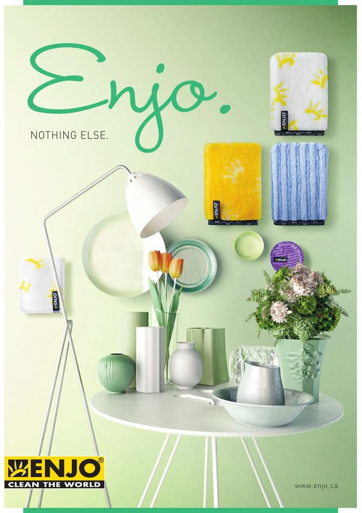 ISSUU - ENJO Product Brochure Canada 2015 by ENJO INTERNATIONAL GMBH