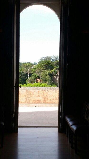 Porta do palácio - Palácio de Valença - Sintra - Portugal