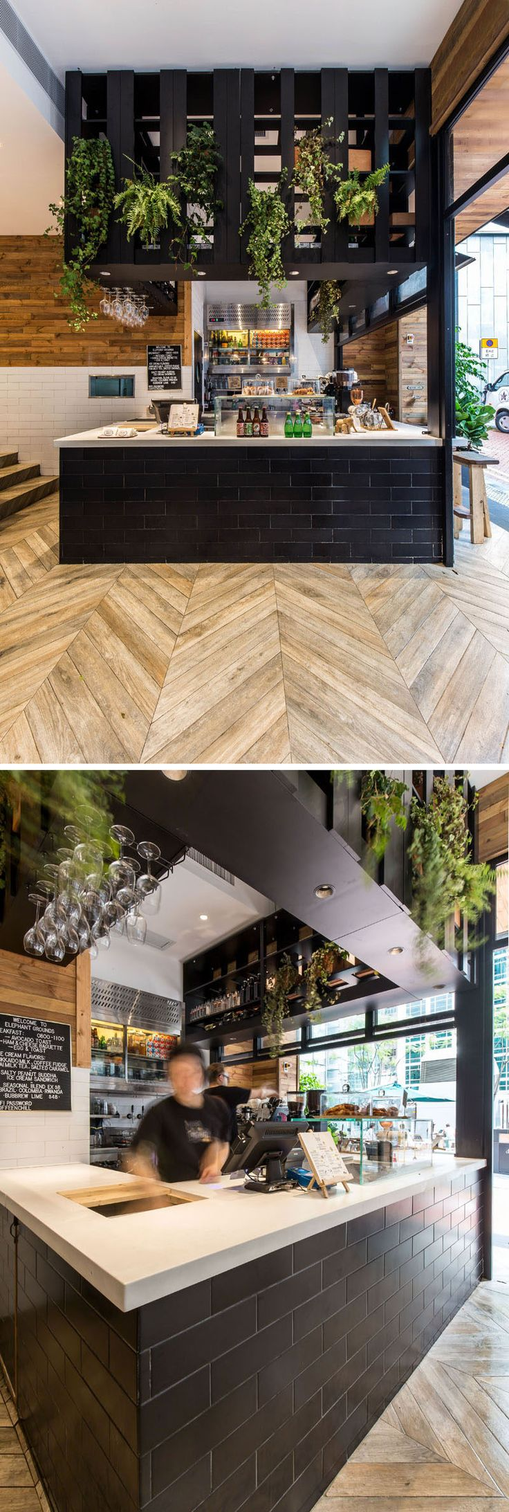 best 25+ cafe design ideas on pinterest | coffee shop design