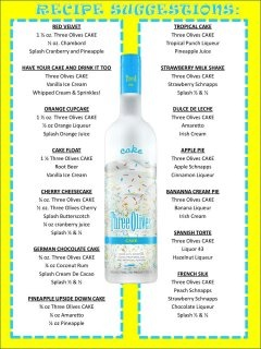19 best Cake vodka images on Pinterest Alcoholic beverages