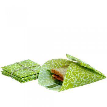 Food Kozy, Pack of 2: Green