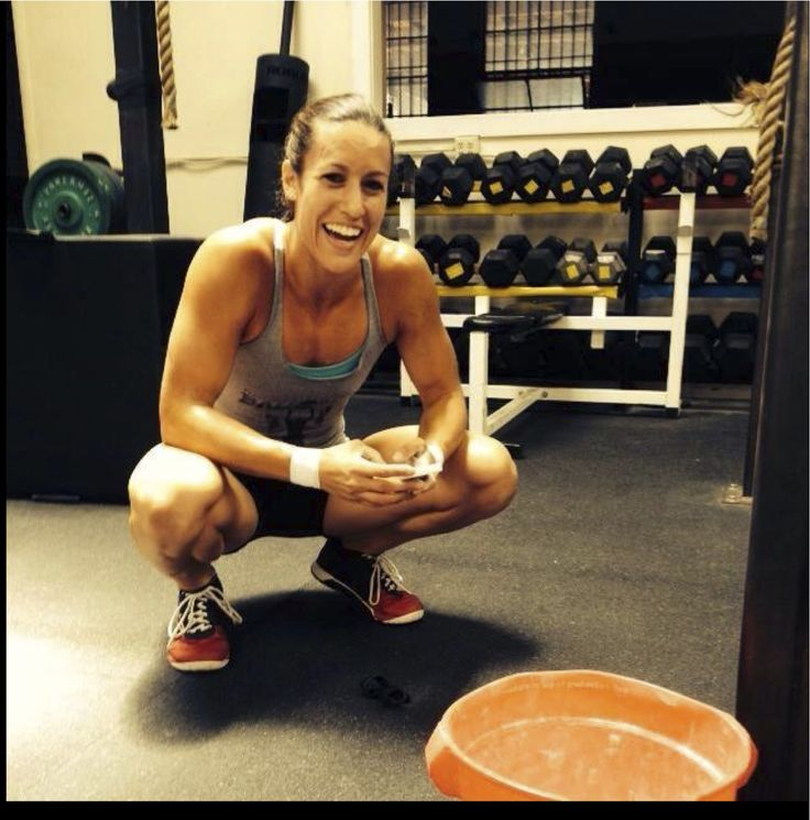 Hottest Women at the 2014 CrossFit Games Margaux Alvarez  ----> http://ever-unfolding.net/sports-fitness/
