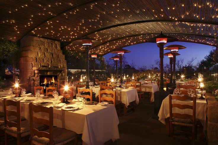 Restaurants in Santa Barbara CA | San Ysidro Ranch - The Stonehouse | Santa Barbara Restaurants