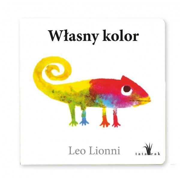 Historia kameleona, który w poszukiwaniu swojego indywidualnego koloru odnajduje przyjaźń.