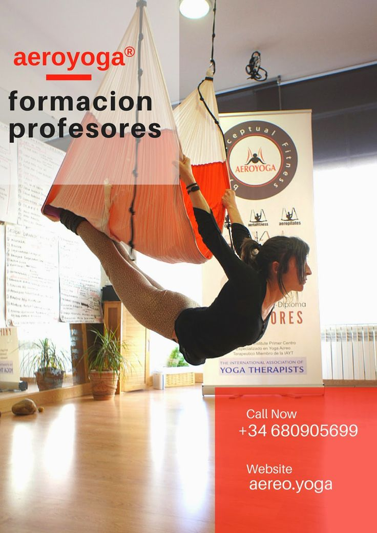 Formacion profesores yoga aereo, Rafael Martinez ha formado a los primeros profesores en Yoga Aéreo© en Euskadi, Donosti...