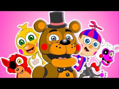 Five Nights At Freddy's best Art ! Part 1 - YouTube  P.S That Art Bruh!!!