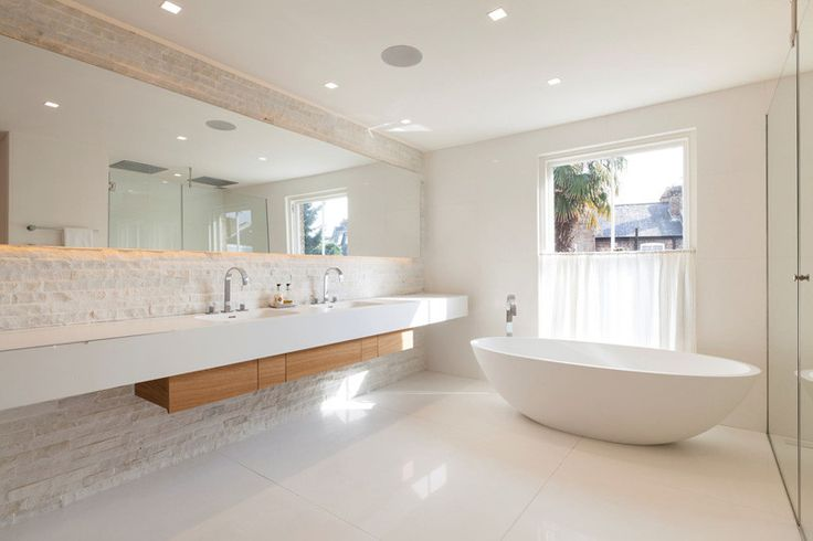 Why Use Bathroom Light Fixtures: 1000+ Ideas About Backlit Mirror On Pinterest