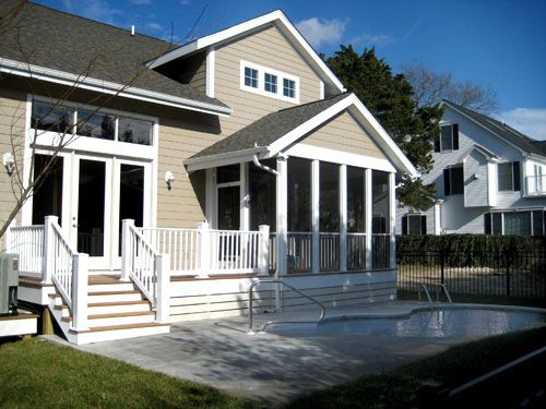 Exterior House Color Schemes Examples | Beach House Exterior Color Schemes