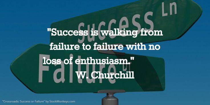 #success according to #Churchill