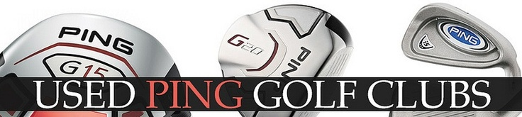 used Ping Golf Clubs is dedicated to delivering customers rebate Ping golf club offers and golf accessory bargains on pre-owned Ping equipment. Our inventory of used Ping Golf Clubs and golf add-ons changes each day, so examine listed here for Used Ping Drivers. We delight in to give golf players around the globe with used Ping Golf Clubs.Visit our site http://usedpinggolfclubs.org/ for more information on Ping Golf Clubs