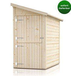 Motorradgarage Holz: Anbau Garage *Breite 1,16m   Höhe 2,25m   Tiefe 2,42m…