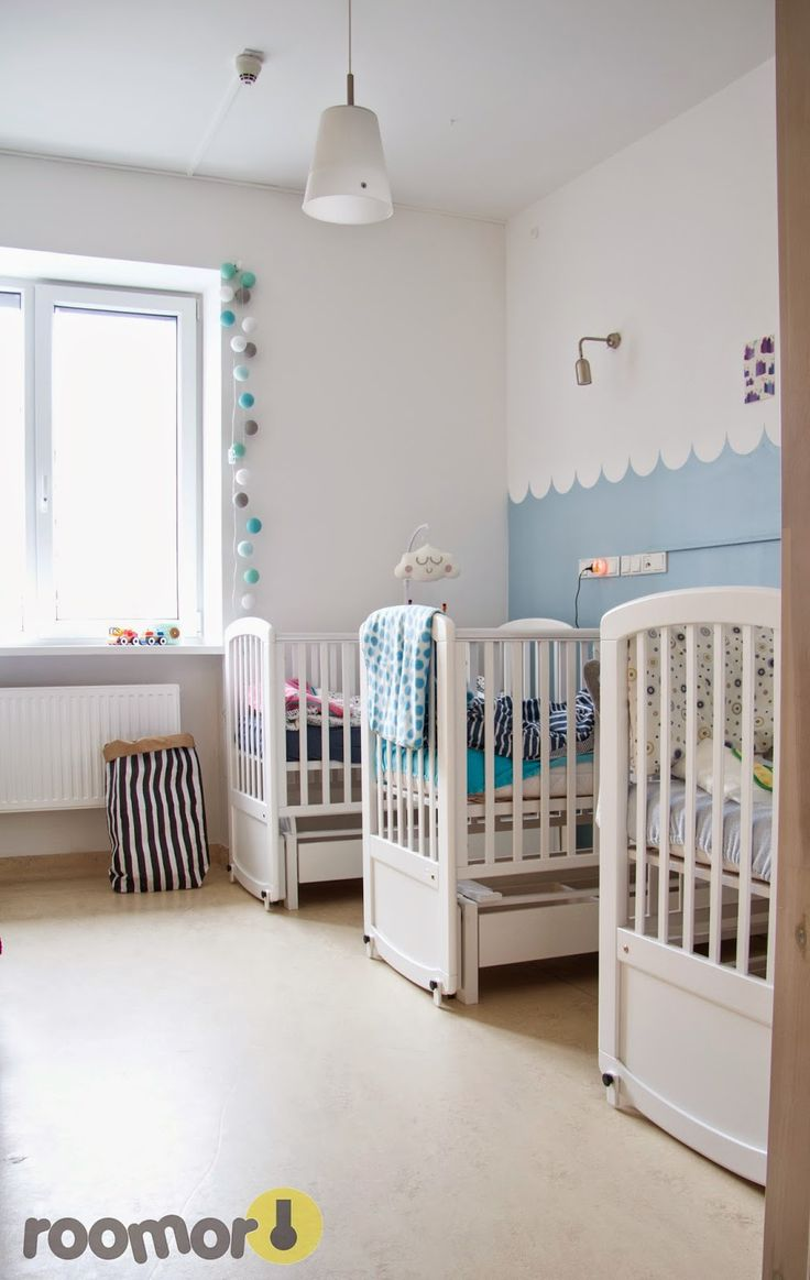 roomor! - kids hospice - Gajusz Foundation, kids room, roomor project, waves, lamperia, nursery,