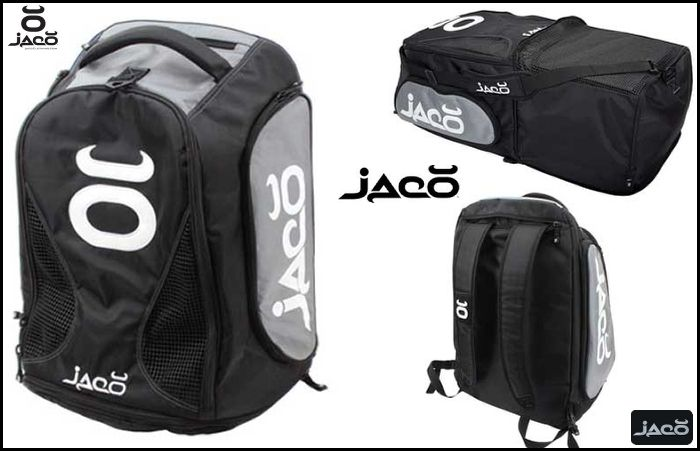 http://www.hotlistsports.com Jaco Vented Convertible MMA Gear Bag