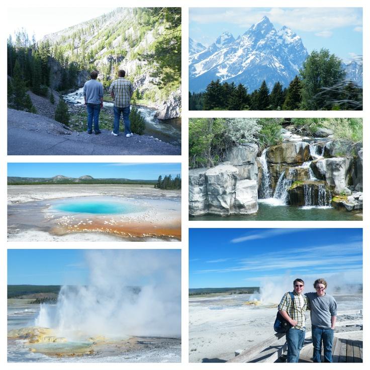 Yellowstone. Old Faithful