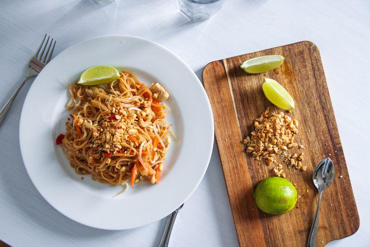Pad Thai recept direkt från Koh Lanta | SWEATLI