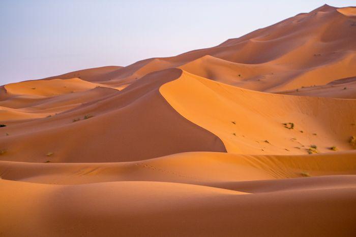 Morocco: Dunes of Erg Chebbi  Kotona ja kaukomailla: marokko